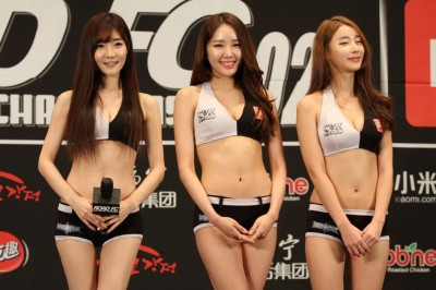 【Monday Ring Girl】ROAD FC 29