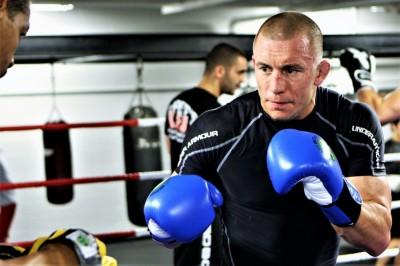 【UFC217】ビスピン×GSP in MSG!! UFC世界ミドル級選手権試合は、GSPの心身次第