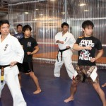 【Bu et Sports de combat】武術の叡智はMMAに通じる。武術の四大要素、観えている状態─01─