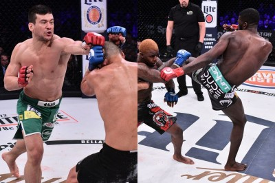 【Bellator189】加藤久輝が11カ月振りの出場、長身チディ・ンジョグアニと対戦