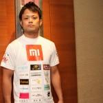 【Road FC44】念願のロードFC初出場、岩田啓輔 「自分の力で呼ばれないと意味はない」