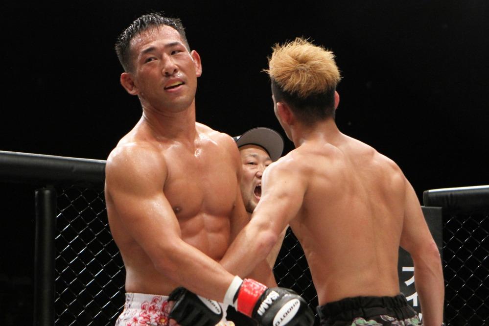 Ryogo Takahashi vs Jin Aoi