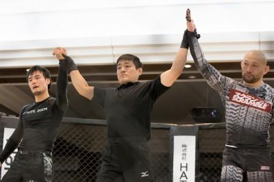 【TTF Challenge 07】今成正和とグラップリングでドロー、世羅智茂「組み技格闘技として──」