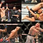 【UFC 218】試合結果 ホロウェイ、アルドに完勝。ガヌー、ワンパンKO。アルバレスは乱打戦制す