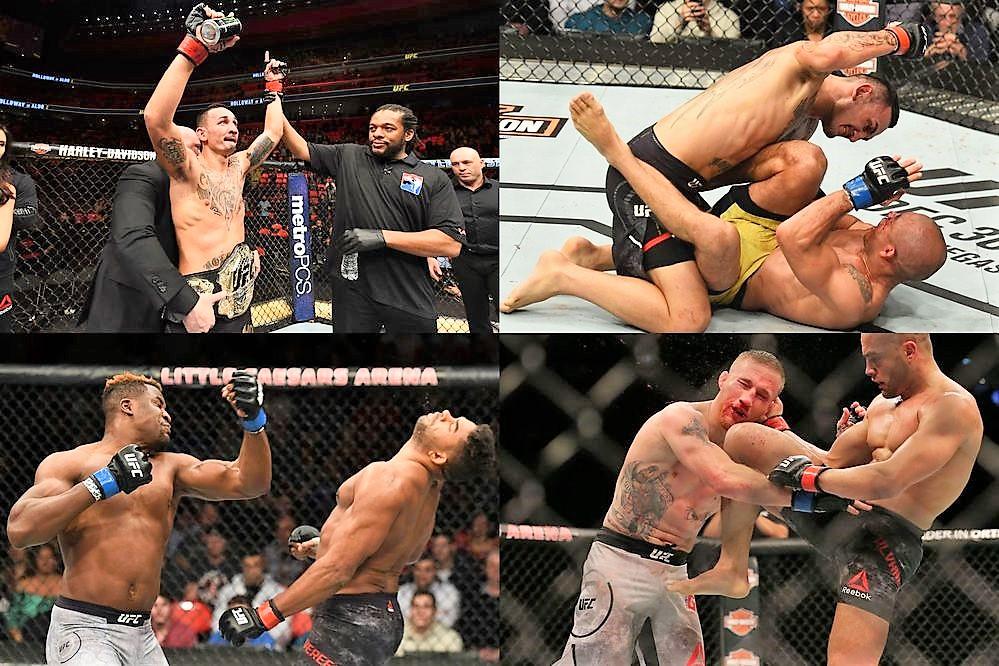 UFC218