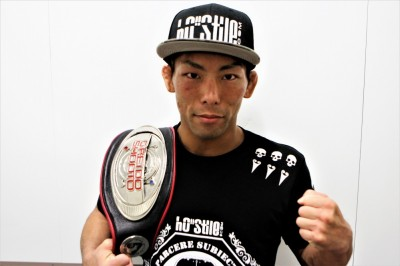 【Shooto】新世界ストロー級チャンピオン猿田洋祐 「ベルトを防衛戦しつつパンクラスとDEEPも獲る」