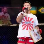【Pancrase290】翔兵を倒した若松佑弥―02―「UFCで戦うことを考えると、決して若いとは思えない」