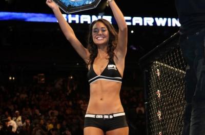 【Monday Ring Girl】UFC96「Jackson vs Jardine」