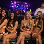 【Monday Ring Girl】Strikeforce「Miami」
