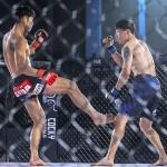 【Angel's Fighting 05】あのオク・レユン=HEATライト級王者が、モンゴル人ファイターに判定負け!!
