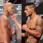 【UFC FOX26】ロビー・ローラー=要塞&大砲×ハファエル・ドスアンジョスの1人人海戦術