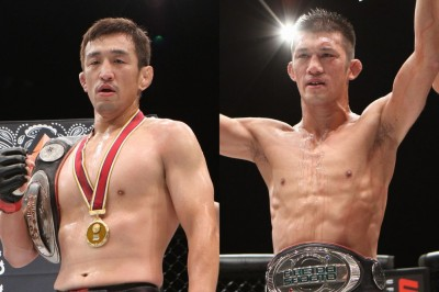 【Shooto】1月の後楽園ホール大会は松本光史、佐藤将光、猿田洋祐と3人の世界王者が揃い踏み