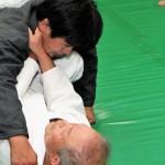 【Bu et Sports de combat】 仁木柔道。失われつつある技を伝える─07─クローズドガードからの突込絞め