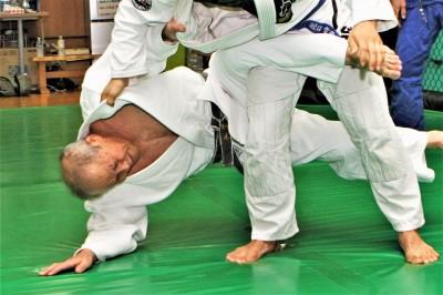 【Bu et Sports de combat】 仁木柔道。失われつつある技を伝える─08─蟹挟