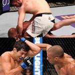 【UFC219】24勝0敗のカビブ・ヌルマゴメドフが、ローキックのエジソン・バルボーサと対戦