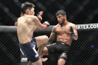 【ONE63】試合結果 のび太、王座陥落。朴はTKO負け、渋谷が一本勝ち!!