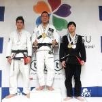 【JBJJF】東京国際─02─ミドル級&オープン、岡本裕士が完全制覇