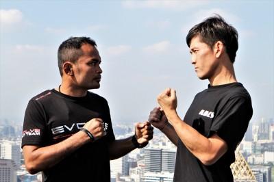 【ONE63】師??=デェダムロンと対戦する渋谷莉孔 「下半身は見た目から全然違う」