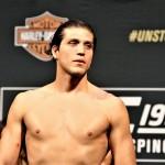 【UFN123】護身MMA=ブライアン・オルテガが、ファザー級の生き字引=カブ・スワンソンと対戦