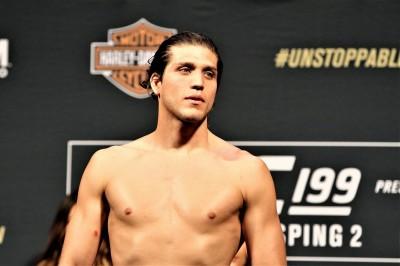 【UFN123】護身MMA=ブライアン・オルテガが、フェザー級の生き字引=カブ・スワンソンと対戦