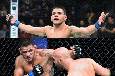 【UFC FOX 26】試合結果 ドスアンジョスがローラーを下し、ウッドリー挑戦をアピール