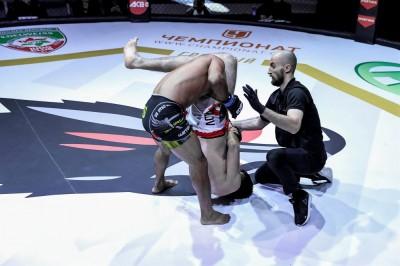 #07 Rasul Shovhalov vs Clecio Oliveira 04