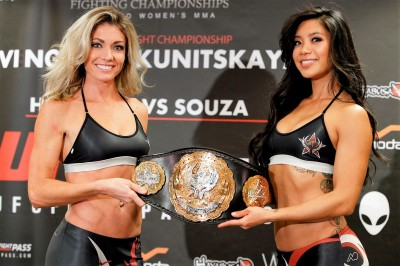【Monday Ring Girl】Invicta FC 22「Evinger vs Kunitskaya 2」