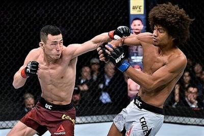【Awards】MMAPLANET MMA Awards 2017─10─ UFC : ベストシーン部門15位~11位