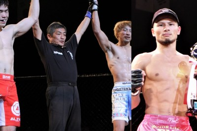 【Gladiator005】詳細―01―渡部修斗は竹本とドロー、NavEは日韓対決で一本勝ち