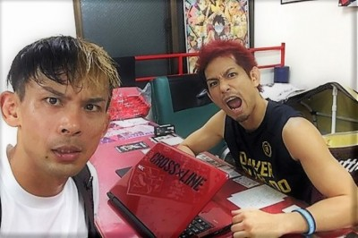 【Gladiator005】吉村友菊と統一戦に挑む暫定王者・宮城友一─02─「やっとチャンピオンになれる」