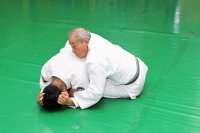 【Bu et Sports de combat】 仁木柔道。失われつつある技を伝える─10─名前無き、前方への亀返し