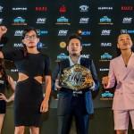 【ONE64】青木&今成出場、テオ「シンガポールの誇り」×ヂィンナン「中国の希望」=女子フライ級世界戦