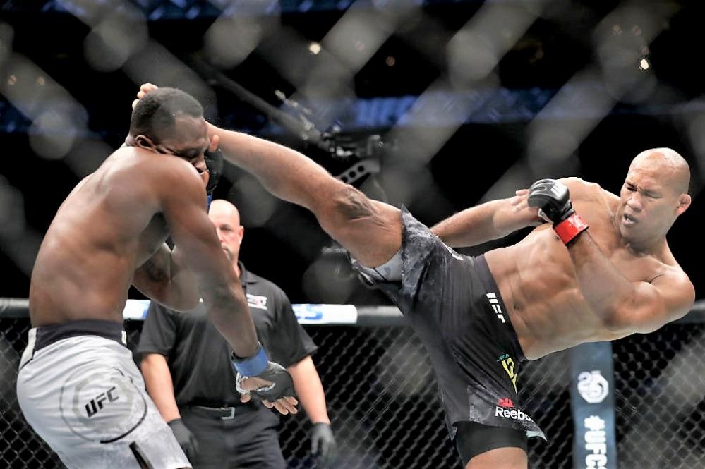 UFC FOX27