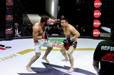 Vakhitov vs Kim Jae-Young