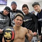 【Shooto】新環太平洋バンタム級チャンピオン祖根寿麻 「目立ちたい。K-1も目指せる」