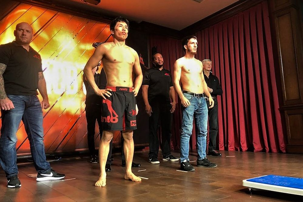 ACB80 Pub Weigh-in