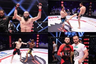 【ACB81】試合結果 元UFC&国内トップ・ブラジリアンは敗れ、英国のバーネットはTKO勝ち