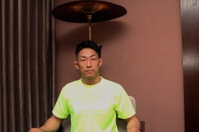 【ONE66】ONE初陣でキム・デフォンと対戦する竹中大地「ここで根を張って生き残れるよう」