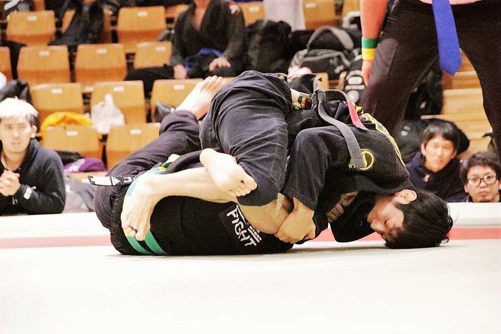 Hashimoto vs Kagiyama