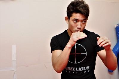 【Pancrase294】田村一聖戦へ、6連勝中の堀江圭功─01─「一番強くなれるのは、MMAだろうと」