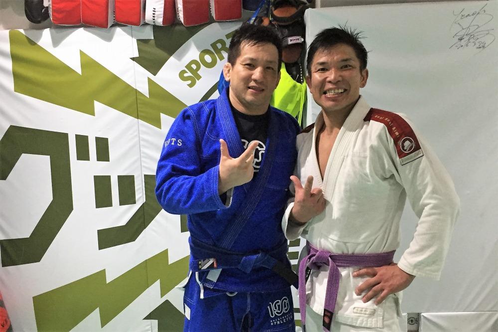 J Tarou Takita & Eiji Mitsuoka