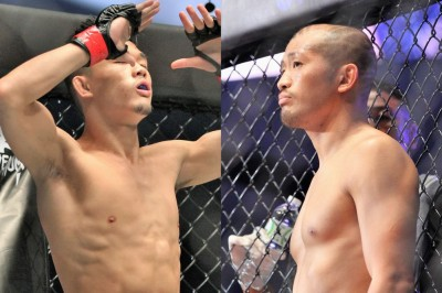 【ONE67】横田一則=39歳が、19歳のクリスチャン・リーと対戦。年の差20歳マッチ