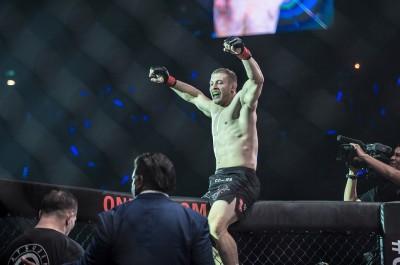 【UFC FOX28】ONEタイトルコンテンダーからUFCへ。極真出身プラチニオがスマイリー戦へ