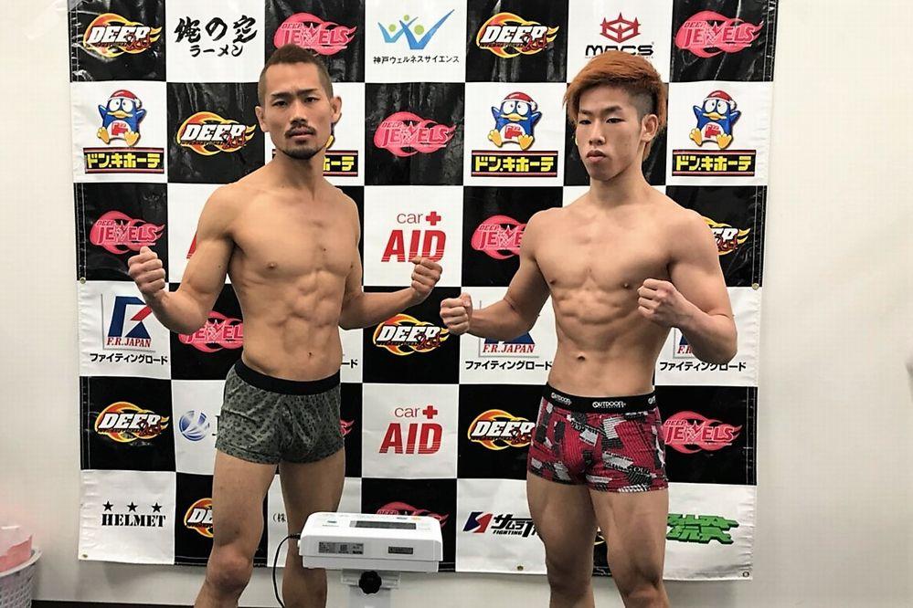 Takahashi vs Ishibashi