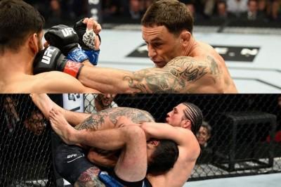 【UFC222】T-CityいやG-City=オルテガとエドガーの世界前哨戦は、3R戦の妙が見られるか