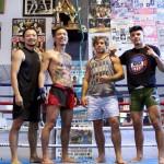 【UFC221】バンタム級でキニョネスと対戦、石原夜叉坊 「優作さん、ノリピー。俺、大丈夫やから」