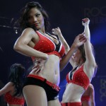 【Monday Ring Girl】Strikeforce「Shamrock vs Baroni」