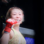 【Pancrase296】藤野恵実が5年振りのパンクラス出場!! 狙いはベルトかインヴィクタか?