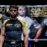 【ONE69】MMAデビュー戦前日のゲイリー・トノン─01─「体にダメージを受けながら戦うということ」