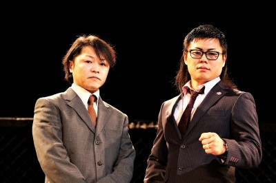 【Gladiator】5月27日→6月3日、大阪でGladiator×Demolition 対抗戦!!